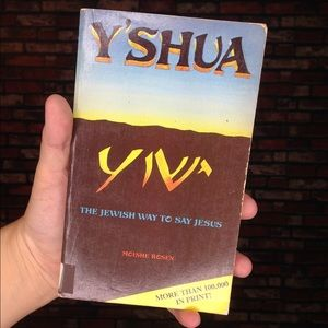 3/$20🌵Y'Shua The Jewish Way To Say Thank You